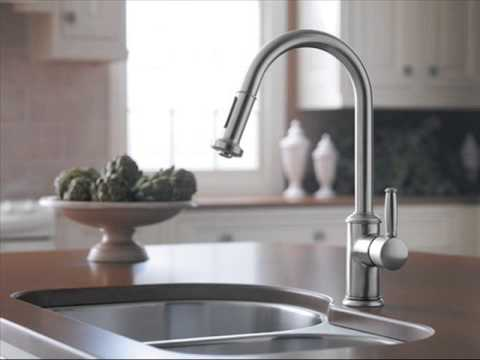 Kitchen Faucets I Kitchen Faucets Granite Countertops
