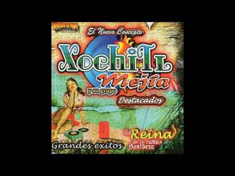 Xochitl Mejia Y Su Grupo Destacados - La Reina De La Cumbia Sonidera (Disco Completo)