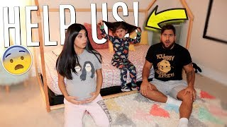 WE HAVE THE CRAZIEST CHILD IN THE WORLD! (HELP US)