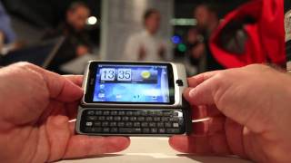 CNET hands-on with HTC Desire HD and Desire Z