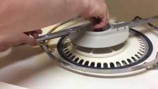 Dishwasher DIY maintenance Kenmore dish washer.