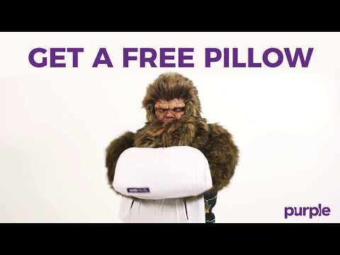 Black Friday Mattress Sale 2017 - Buy A Purple Bed, Get A FREE Purple Pillow