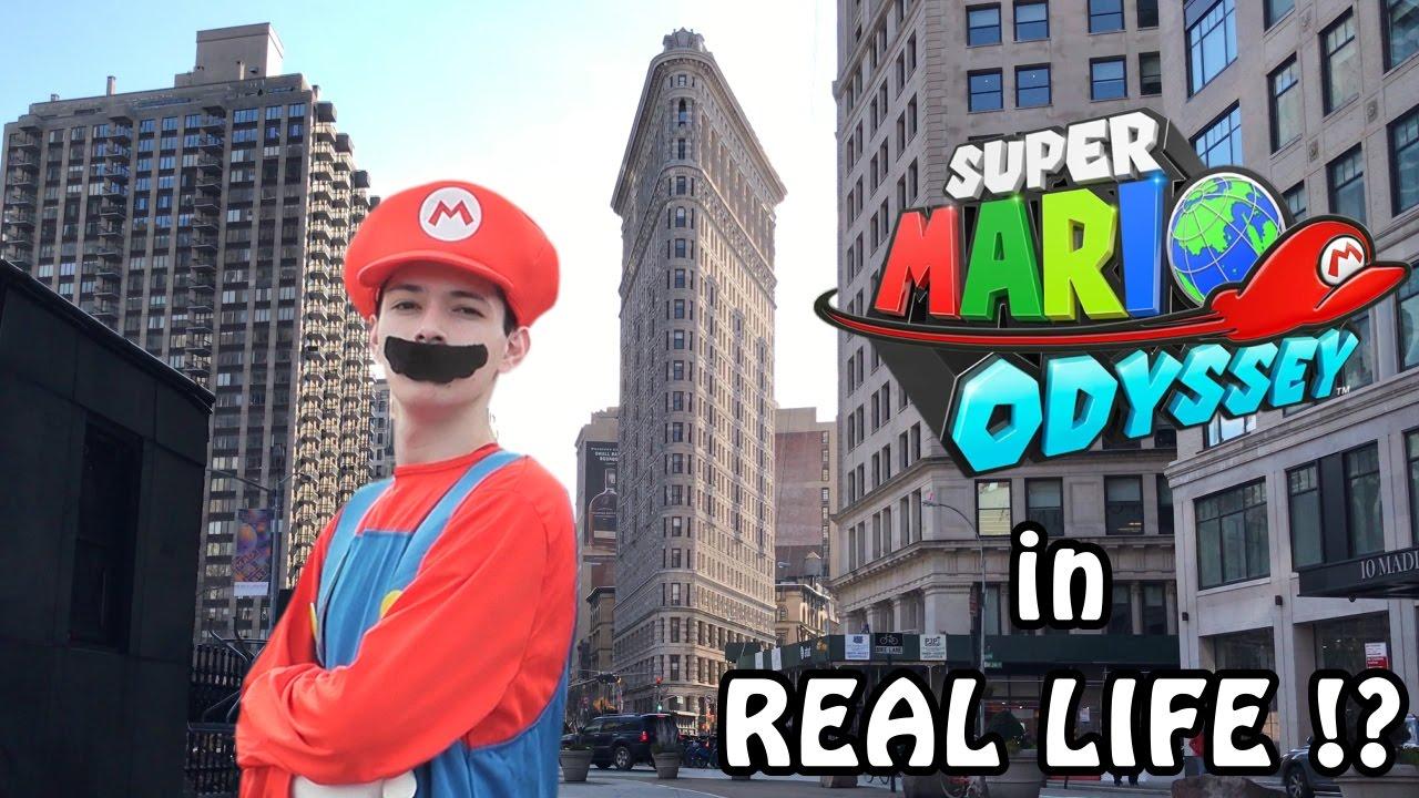 Super Mario New York City