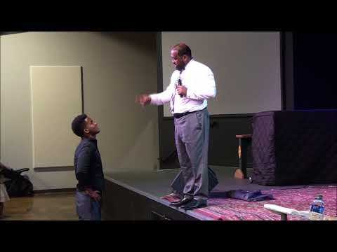 Bishop Dawit Molalegn Prophetic Message At Ethiopian Evangelical Church Of Charlotte NC