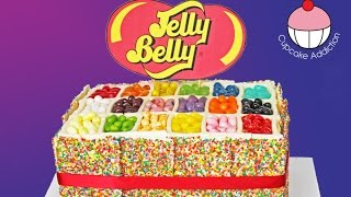 JELLY BELLY CAKE & BEAN BOOZLED Challenge with JAMIE