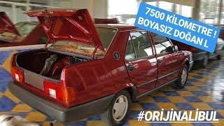 Gambar cover 7500 KM BOYASIZ 1991 TOFAŞ DOĞAN L  !  #ORİJİNALİBUL