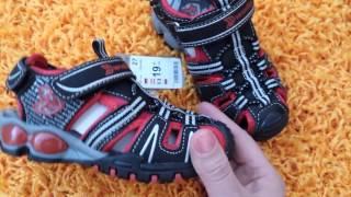 видео Детская обувь Ricosta (Германия) - самые низкие цены, 300 моделей.