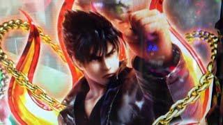 Secret Pachinko Scene Jin VS Heihachi Tekken 6