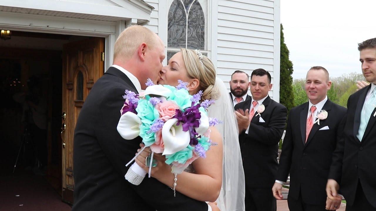 Valerie Jeremy Little Wedding Chapel Taylor Mi Joy Manor Westland