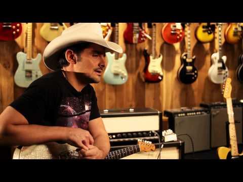Brad Paisley At: Guitar Center