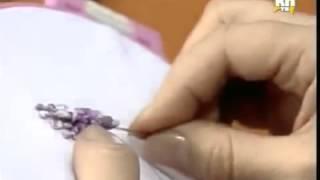 видео Бизнес-идея: Вышивка лентами