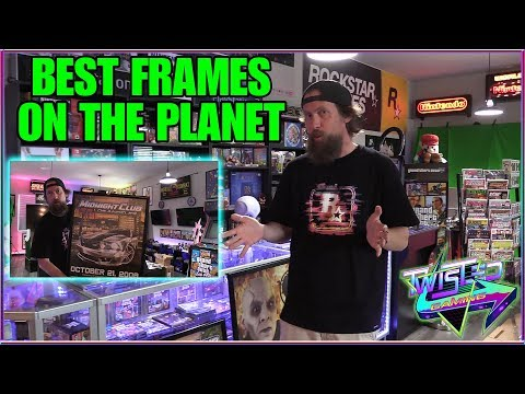 Best Frames For Your Gaming Posters! (The Best)
