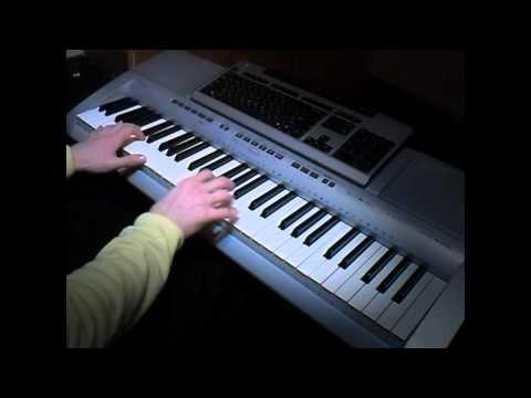 Twilight - Bella's Lullaby On Piano / Сумерки на пианино