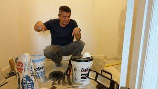 Como hacer acabados en paredes y cielorasos