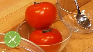 How to Peel and De-seed Tomatoes   Kitchen Daily