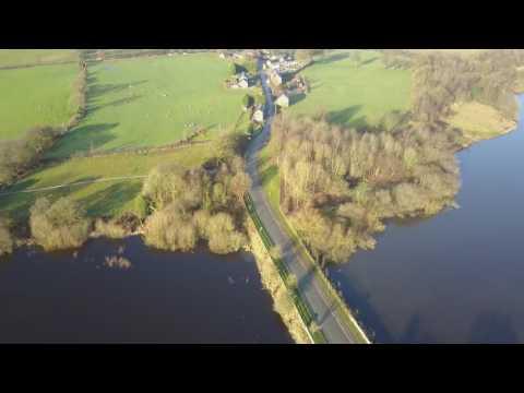 Tittesworth Reservoir - DJI Mavic Drone