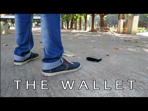 THE WALLET Latest - All language short film 2018   LEFTBROS   CLEAN ACTION WINDS   STORYTELLERS...