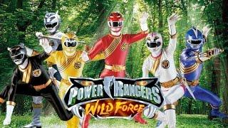 Power Rangers Wild Force - Sigla + Link Episodi