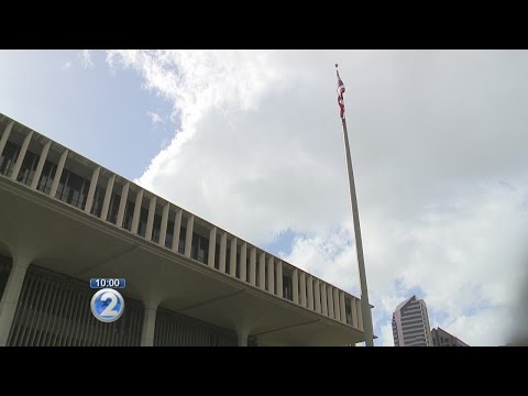 Viewer catches Hawaiian flag error at State Capitol
