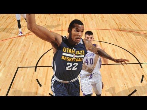 Joel Bolomboy 2016-2017 NBA Season Highlights