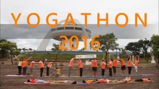 yogathon 2016 taiwan國際瑜伽日 瑜伽馬拉松 全台趴趴走 5min完整版