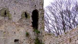 Portchester Castle (Hampshire UK)