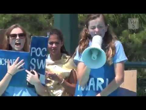 West Island School Swim Gala 2015 - 2016