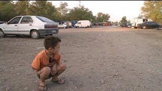 کمپ های کولیها در فرانسه و تصمیمات دولت