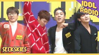 [IDOL RADIO] 젝스키스의 ★☆메들리댄스☆★