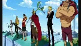 one piece  AMV MUGIWARA VS CP9