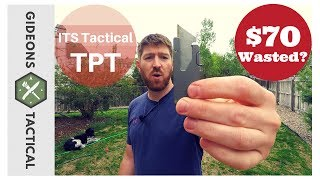 Did I Just Waste $70!? ITS Tactical TPT (Titanium Pocket Tool)