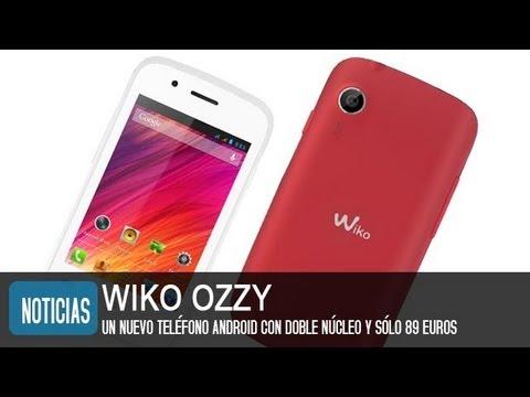 Wiko Ozzy, precio y características del nuevo móvil chino