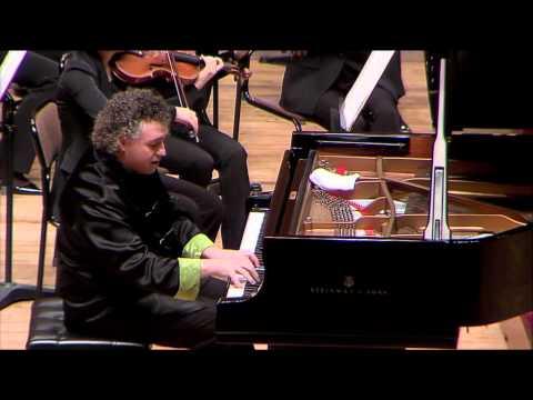 Beethoven Concerto No. 4 in G major, Op. 58 (1/3) VICTOR GOLDBERG Piano South Korea