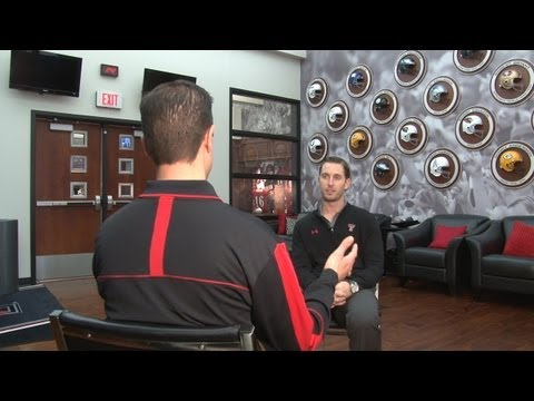 Texas Tech TV Exclusive: Kliff Kingsbury