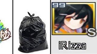 [Elsalt NA] 2017 already and iRizza is still disrespectful