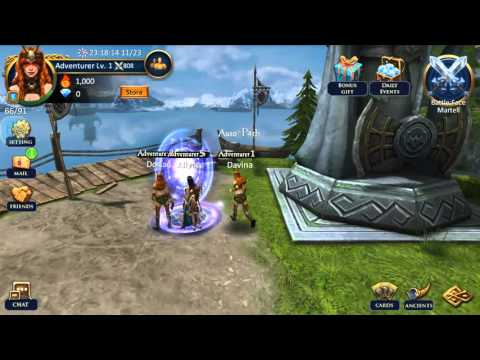 Clash Of Gods Android Gameplay