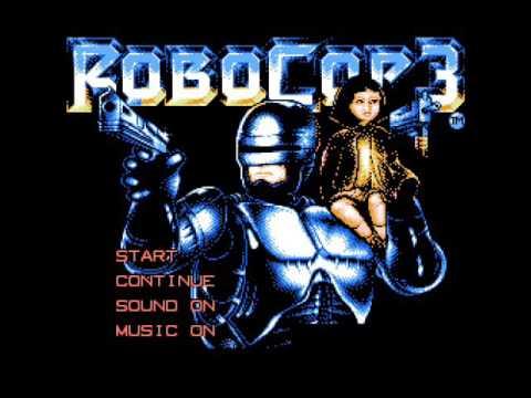 Robocop 3 NES Theme remix