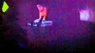 Bokusatsu Shoujo Koubou Live @ Hardcore Synergy 2011 Clip 1 (Live Chiptunes)