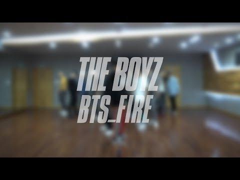 THE BOYZ(더보이즈) '불타오르네 (FIRE)' DANCE PRACTICE VIDEO