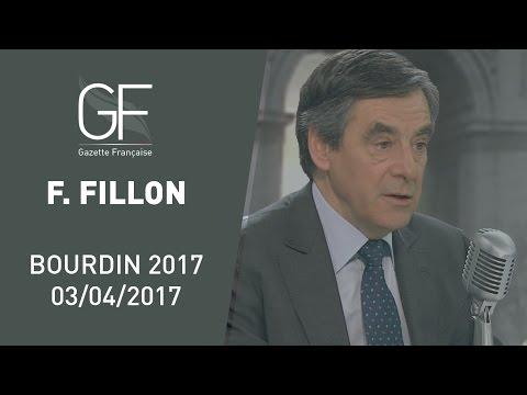 François Fillon | Bourdin 2017 | 03 avril 2017
