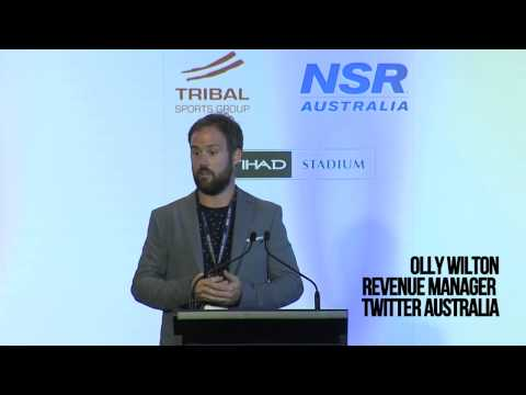 Money In Sport Conference | Etihad Stadium Melbourne | March 2015