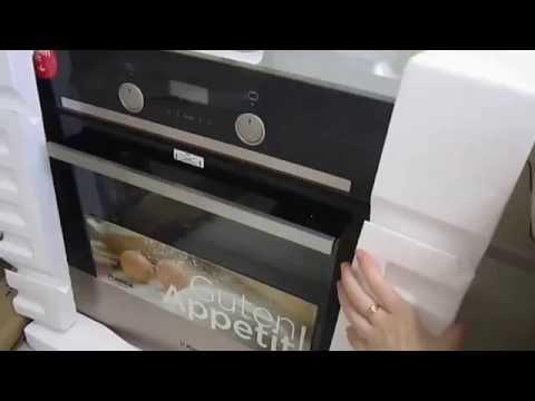 Купить встраиваемый электрический духовой шкаф в Москве