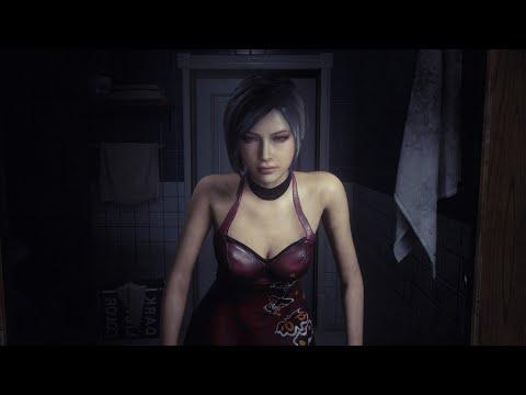 Resident Evil 3 Remake Re4 Ada Dress
