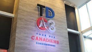 Dévoilement Tour des Canadiens 3 | Montreal.TV