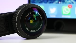 Best Fish Eye Lens for iPhone (Apexel 8mm Review)(, 2016-07-04T20:20:04.000Z)