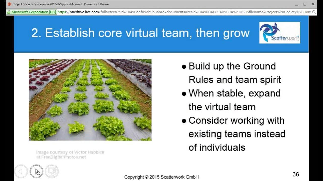virtual team building – Scatterwork