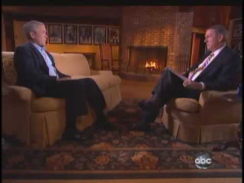 Bush's Final Days: Charles Gibson Interview Dec. 1, 2008