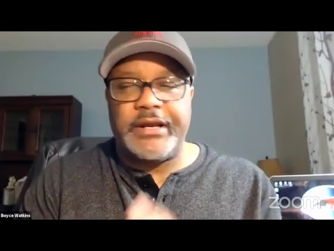 Are black people poor or is it also money mindset? - Dr Boyce Watkins