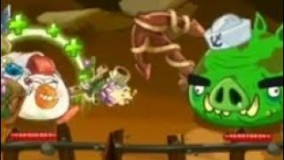Angry  Birds Epic| easiest boss ever? cave 22