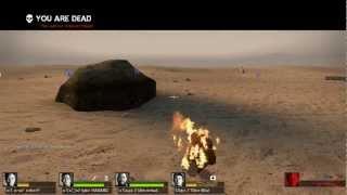 Luelinks L4D2: Expert Campaign: The Dark Tower 1 The Gunslinger